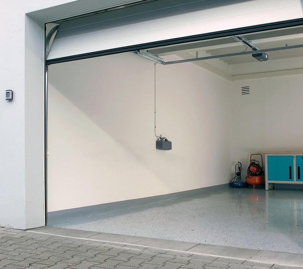 Jb Doors Automatic Garage Doors In Nottingham